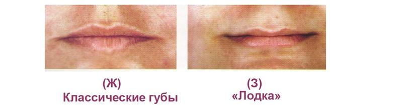 Губы и область вокруг рта., изображение №23