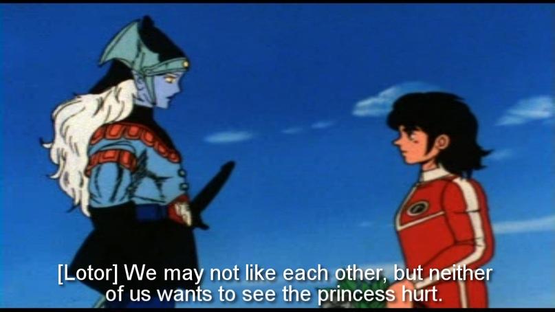 «Мы можем не выносить друг друга, но никто из нас не хочет, чтобы принцесса пострадала»