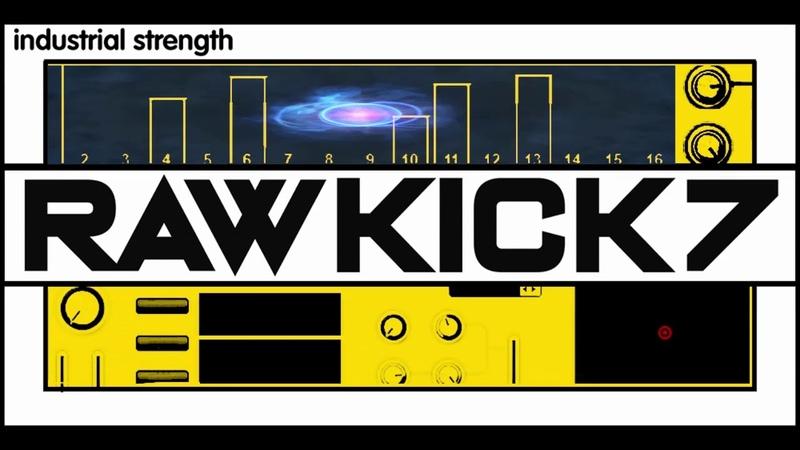 SAMPLE PACK RAW KICK 7