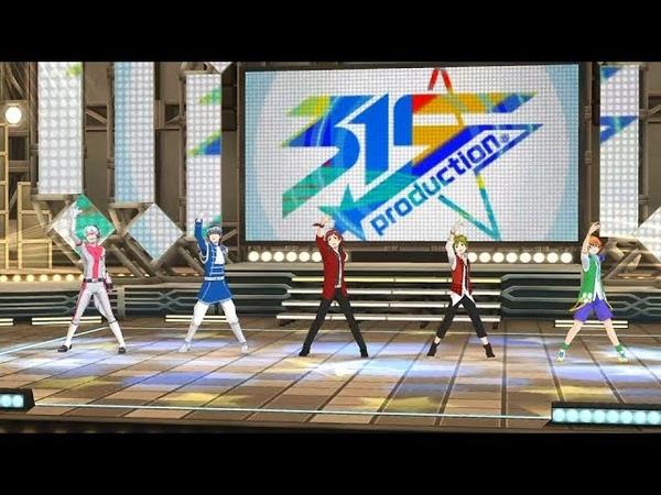 GLORIOUS RO@D MV (TERU center ver.) [SideM LIVE ON ST@GE! / エムステ]