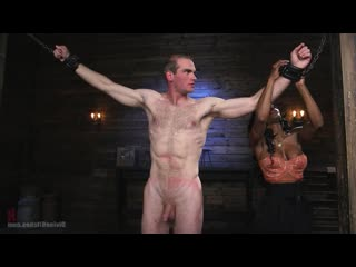 Kelli provocateur (ebony dominatrix kelli provocateur punishes sub man and fucks his ass!)