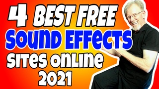 4 Best Free Sound Effect Sites Online 2021 [Make Your Videos More Engaging!]