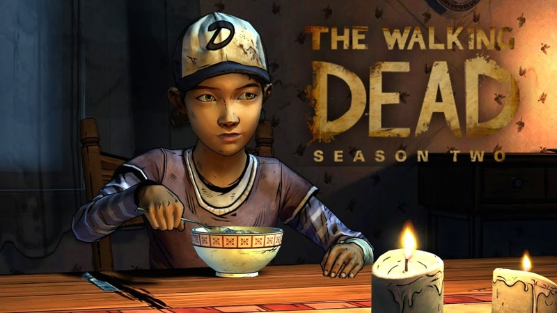 The Walking Dead 18 | Season 2 | Всё, что осталось 2 | Меж двух огней 1