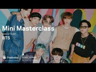 BTS (방탄소년단) - Mini Masterclass