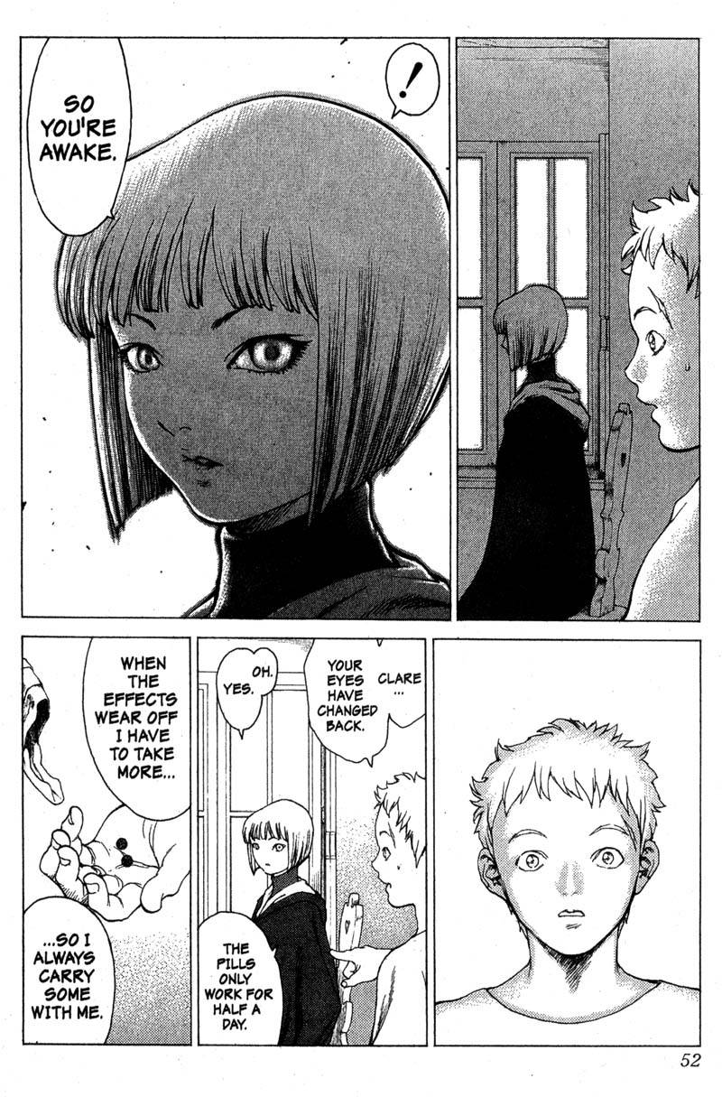Claymore, Chapter 6, image #5