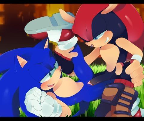 Classic Mischief Rosy Oc Fucks Sonic