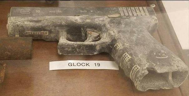 """#интересное_OW В мемориале погибшим 11.09.2001 есть такая экспозиция: """"оружие..."""