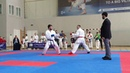 Ура Маваши Гери Ura Mawashi Geri Чемпионат г Уфы по каратэ среди мужчин