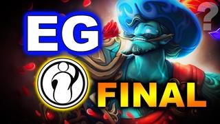 EG vs IG - GRAND FINAL - ONE Esports SINGAPORE MAJOR DOTA 2