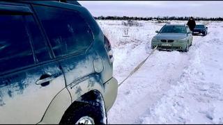 """Чистим дорогу BMW! Путь на БИТВУ СЕДАНОВ и """"Джипов"""" - Технолог offroad"""