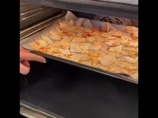 Домашние чипсы зa 5 мин!