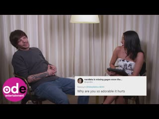 Louis tomlinson answers fan questions [rus sub]