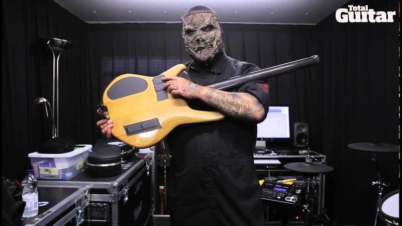 Me And My Bass interview with Slipknot's Alex 'V Man' Venturella
