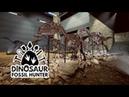 Динозавры. Игра Dinosaur Fossil Hunter. Что из себя представляет. Быстрое прохождение. Пролог.