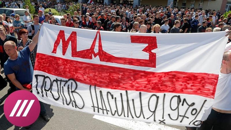 Збиток у мільярди доларів Євген Гонтмахер про дію всебілоруського страйку на Лукашенка