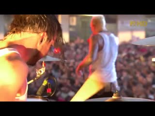 The Prodigy   Live Rock Am Ring 2009 Full Concert  Take me to the Hospital 720p HD ( 720 X 1280 ).mp4