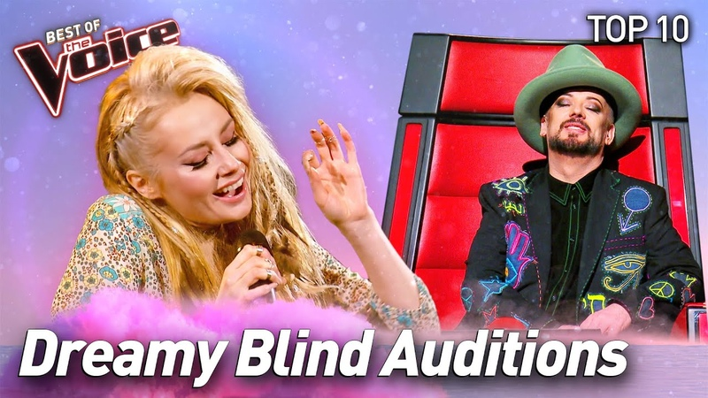 Sweet Dreams are made of The Voice Top 10