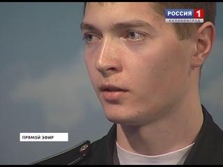 Павел Рудаков о спасении выпавшего из окна ребёнка