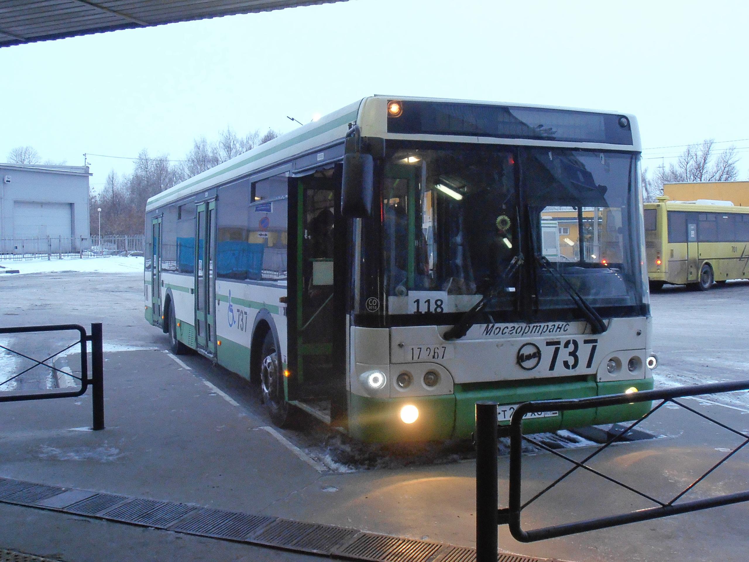 Автобус №118