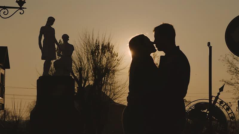 А ведь все началось с танца... | История любви (6 минут) | Видеосъемка Сергей Левковец 79204208585