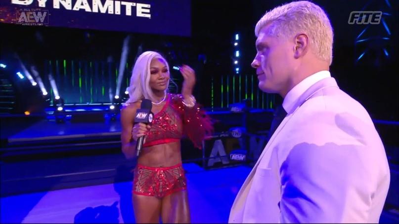 AEW Dynamite и NXT 11.11.20, изображение №3