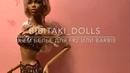 Одежда для кукол. Как сшить нижнее белье для Барби или FR2