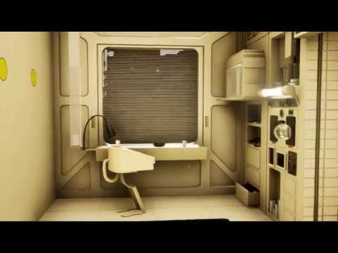 The Fifth Element - Korben Dallas' Apartment