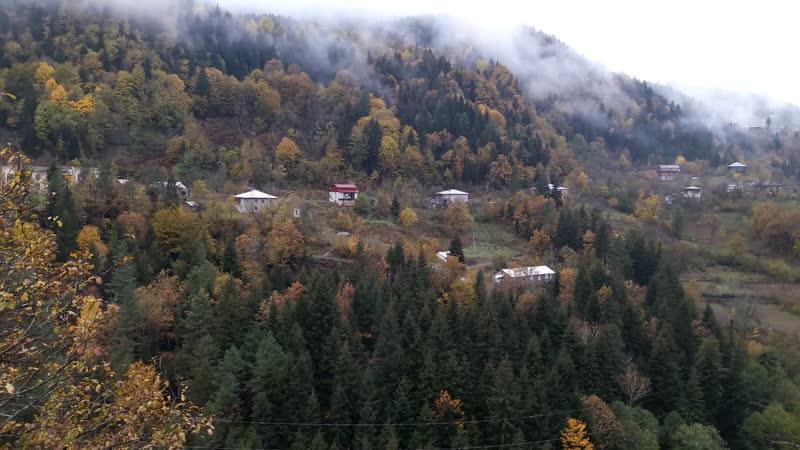 Красоты высокогорной Аджарии