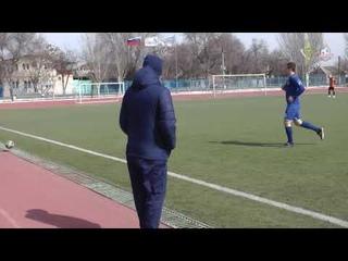ФК «Газовик» (Астрахань) — ФК «АГУ» (Астрахань)