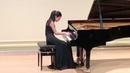 "Alexandra Dovgan (13y) at Hans Huber Saal Basel, Switzerland playing ""Rondo"" Op. 129 Beethoven"