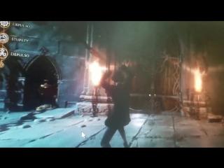 Слитый трейлер новой игры во вселенной Гарри Поттера