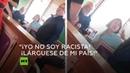 Incidente racista en un restaurante en California