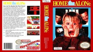 NES: Home alone (rus) longplay [195]