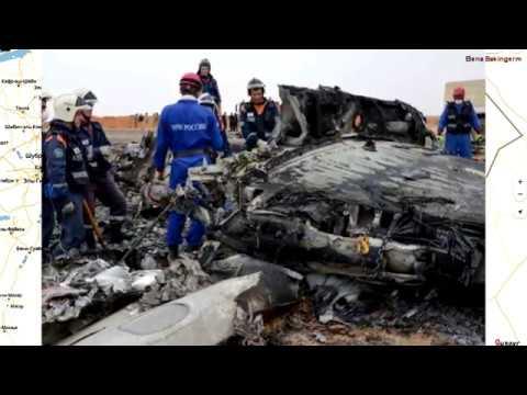 Авиакатастрофа над Египтом 31 октября 2015 г. Астрологические предпосылки. Елена Бэкингерм
