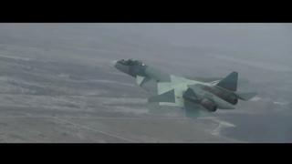Американцы назвали Российский Су-57 худшим истребителем 5-го поколения в Мире