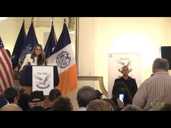 36 Raucous Q A with Pamela Geller at New York Young Republicans Club YouTube