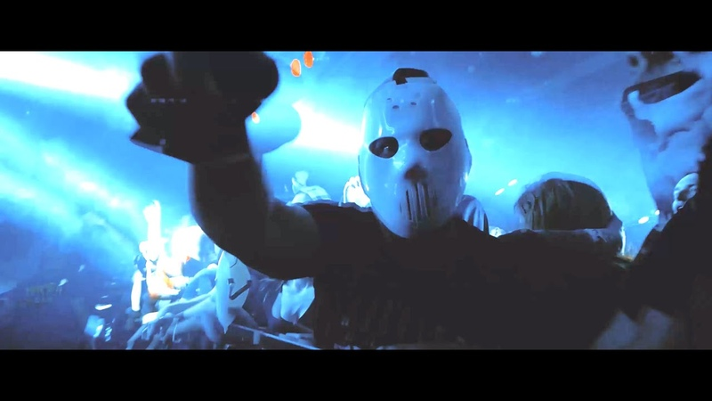 Angerfist Geto Tremble Official Video
