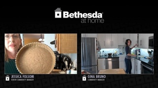 ESO Live at Home | Cooking with Gina & Jess | Happy Thanksgiving! - Bethesda on Twitch