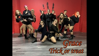 [GRACE]  그레이스-Trick Or Treat DANCE VER. (안무영상) DANCE COVER BY  [UKRAINE]