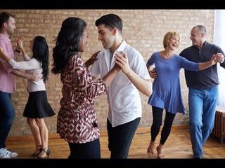 Учимся танцевать танец САЛЬСА. Социальные танцы