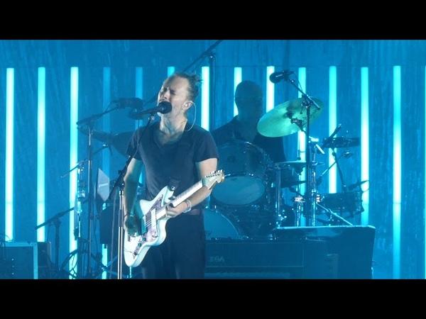 Bloom Radiohead@Wells Fargo Center Philadelphia 8 1 18