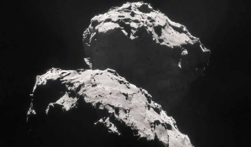 цветное фото кометы герасименко фильмографии