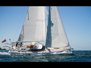 Oyster's ultimate bluewater cruiser? Full tour of the stunning new Oyster 565