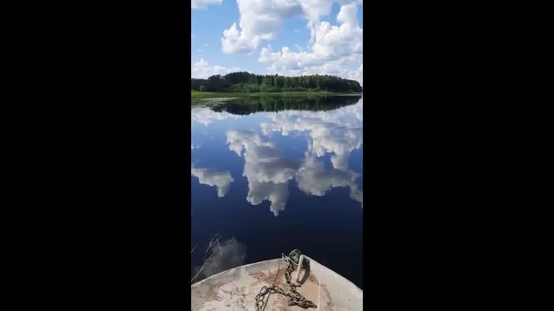 По реке Водла