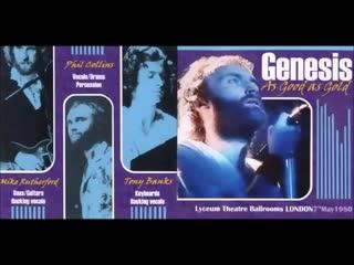 Genesis * 1980/05/07 - Live at the Lyceum Ballroom in London,UK during their Duke Tour full concert