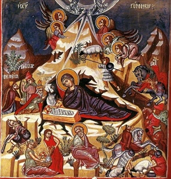 Рождественское послание Святейшего Патриарха Московского и всея Руси Кирилла архипастырям, пастырям, диаконам, монашествующим и всем верным чадам Русской Православной Церкви.