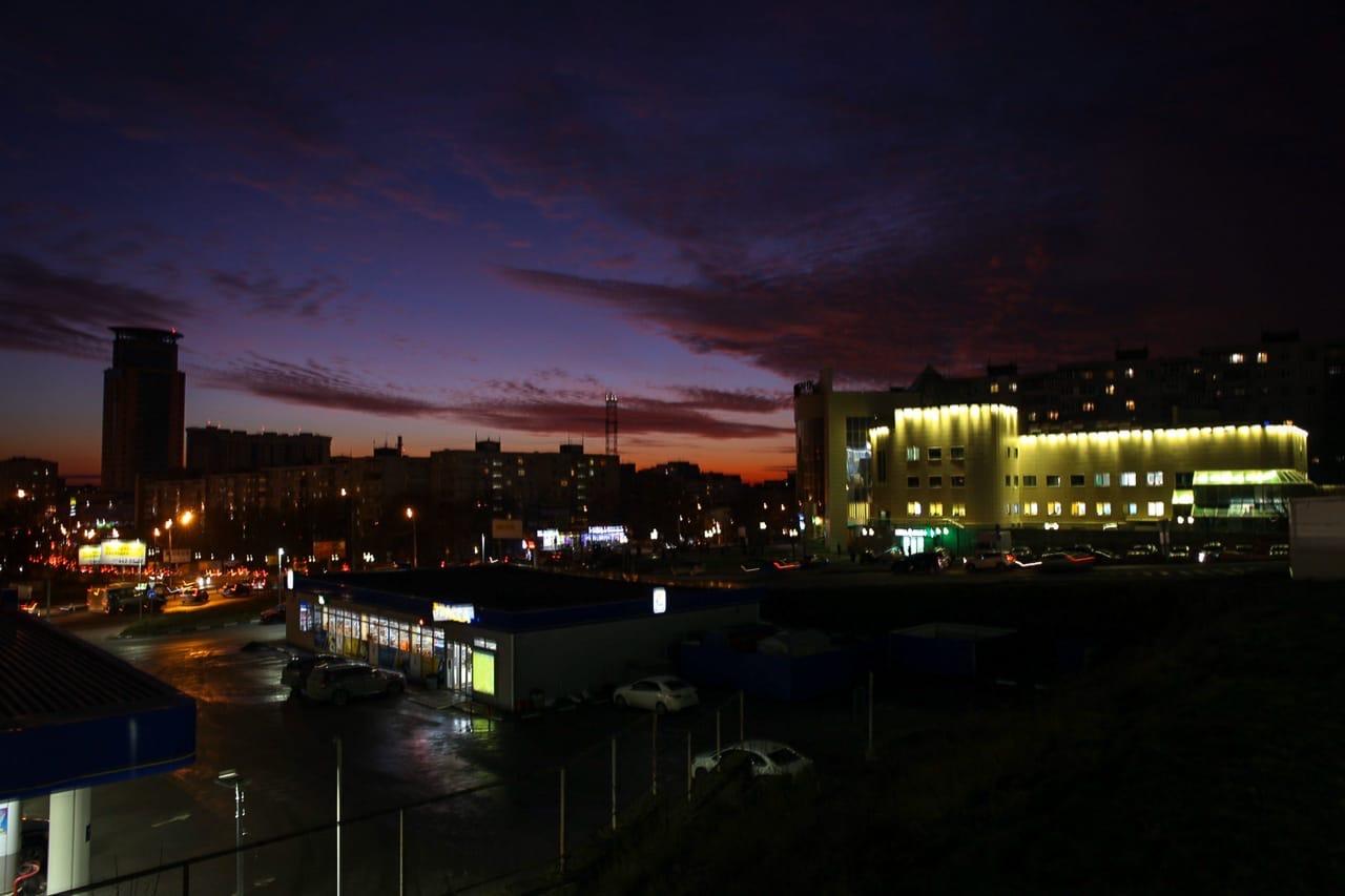 Доброй ночи, город!