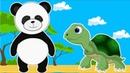 Головоломки для Детей Загадки о Животных Загадки Тесты на логику Развивающее Видео для детей