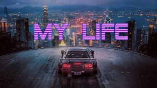'MY LIFE' | A Synthwave and Retro Electro Mix