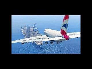 The most dangerous airport through the eyes of a pilot.Самый опасный аэропорт глазами пилота!